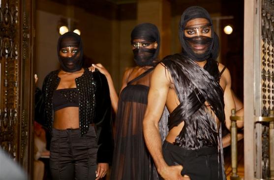 Alternative fashion!
